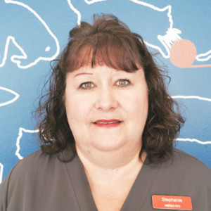 Stephanie Hennessy - Receptionist